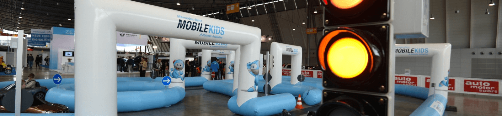 i-Mobility in Stuttgart | MobileKids for road safety and mobility of