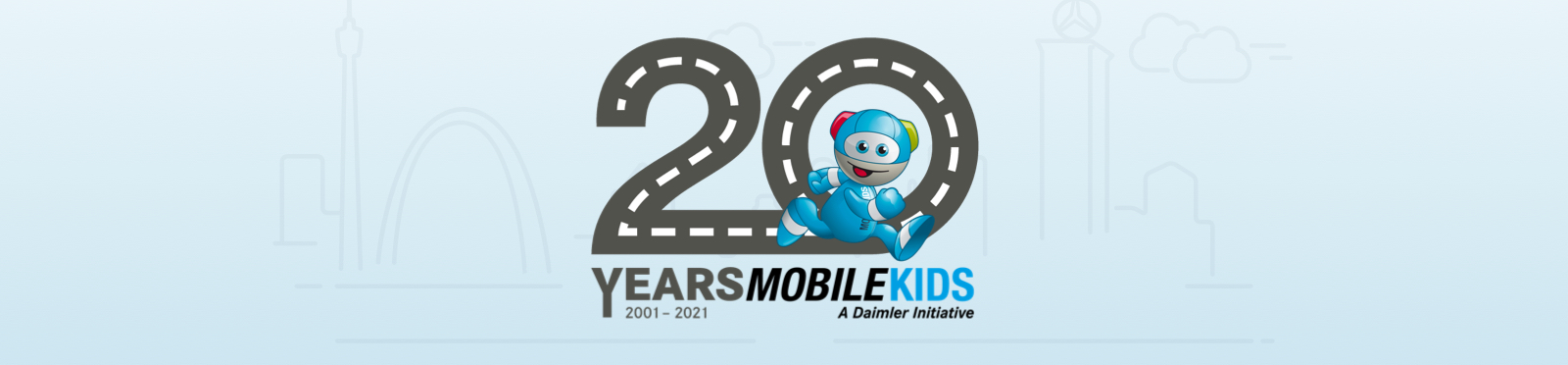 20 years of mobilekids