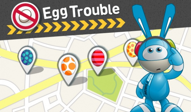 Egg Trouble